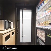 自動販売機・電子レンジ・製氷機(7階・10階)
