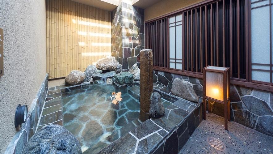 ◆外気浴(男性大浴場)