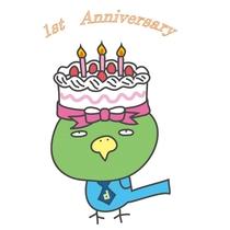 【Anniversary】OPEN1周年