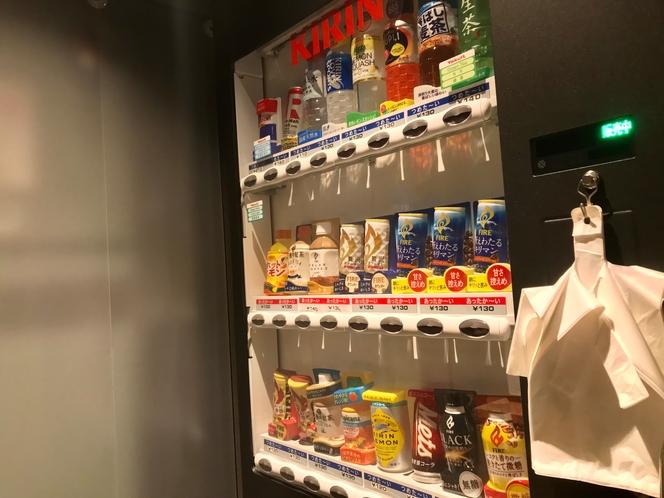 ◆自動販売機(7階)