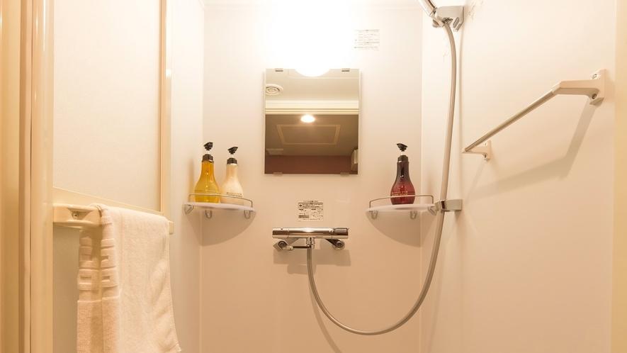 ◆客室シャワーブース(全室)