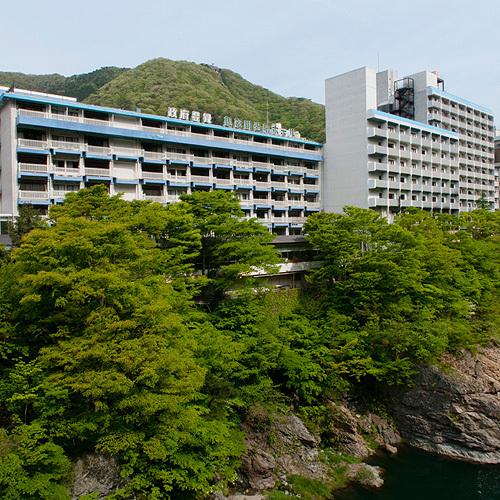■鬼怒川温泉ホテル全景
