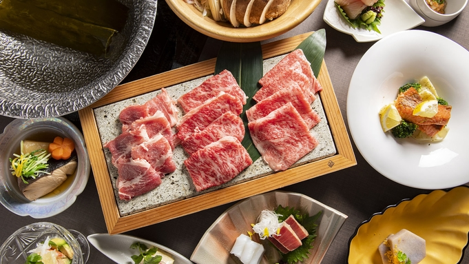 【個室食事】栃木ブランド肉や朝採れ野菜で作る贅沢鍋がメインの結坐会席
