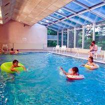 ■室内温水プール「まーめいど」