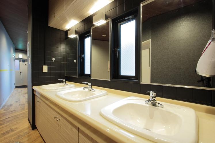 浴室洗面スペース