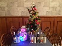 クリスマス ハーフボトル