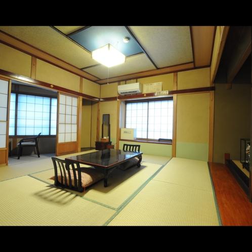 ◆和室8畳:2名~4名様まで宿泊可能。お二人様やご家族でのご利用に最適です。