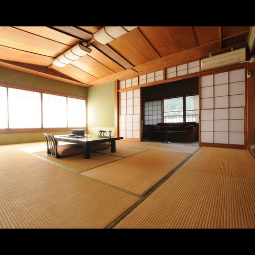 ◆和室一例:一部広いお部屋もございます。詳しくはホテルへお問い合わせください。