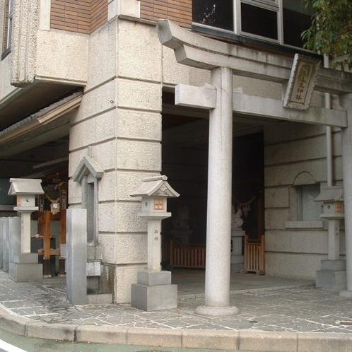 ◆【下呂温泉神社】下呂温泉のこれまでの歴史と今後の繁栄を願って建てられた神社