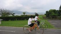 *爽やかな潮風に吹かれながら島のサイクリングを楽しもう!