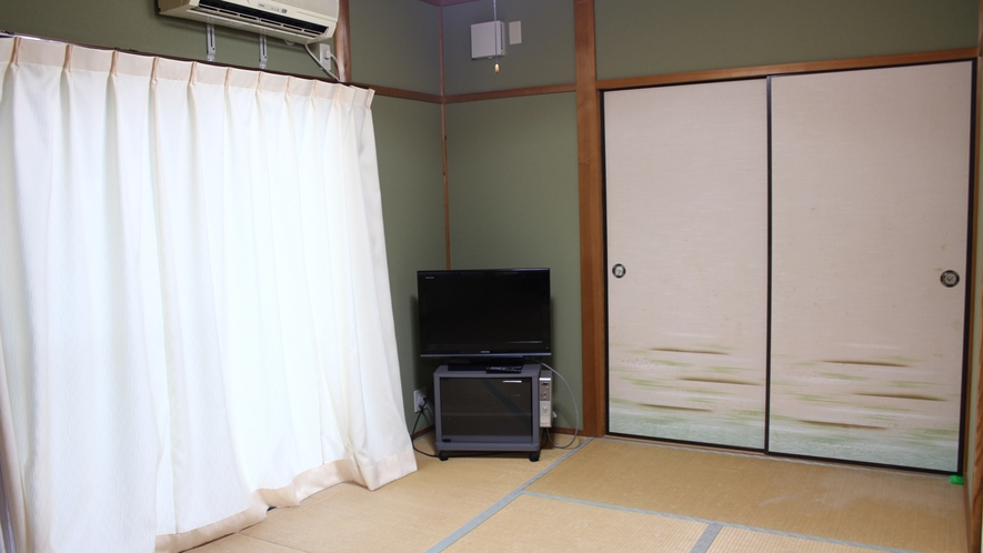 *平屋バンガロー室内一例
