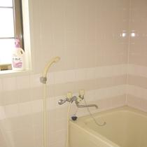 2階建バンガローお風呂