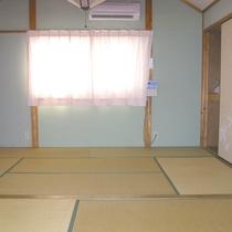2階建バンガロー(和室6畳2間)
