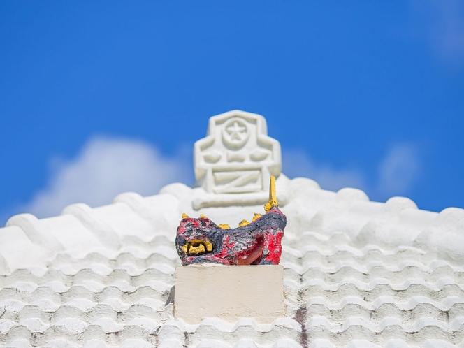 【外観】屋根の上にも注目…!