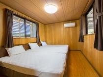 【和洋室】洋室・和室側ともに3名ずつ、最大6名様で宿泊可能★
