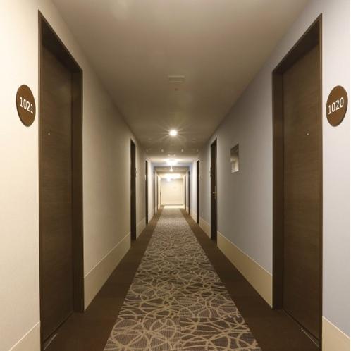 客室【第一種換気システムにより新鮮な空気を自動入替】