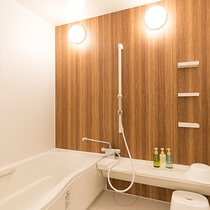 *ツインルームのお風呂/バストイレ別で広いお風呂がご好評です!