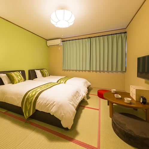 だだちゃ豆のお部屋~Gureenをテーマに可愛いお部屋