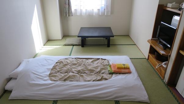 和室【禁煙】広さ7.5畳(1F大浴場利用)