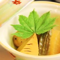 ☆料理_夕食_筍の煮物