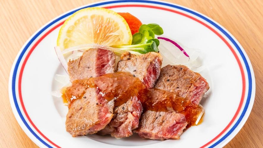 【9/1~11/30】秋の料理フェア レモンステーキ ※イメージ