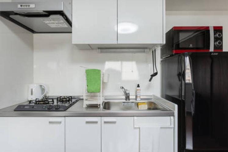 キッチン(404号室)