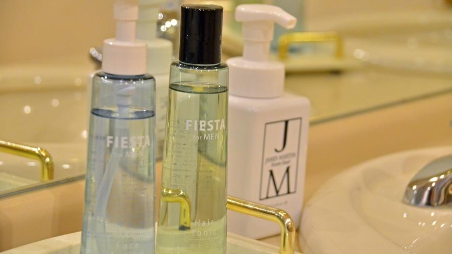 【4F・大浴場】男湯「武蔵の湯」◆化粧水・ヘアトニック