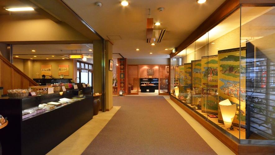 メイン廊下