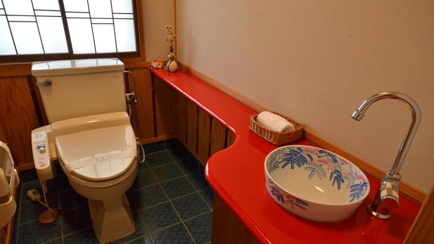 【離れ/合歓】トイレ