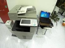 印刷機はいつでもご利用出来ます。