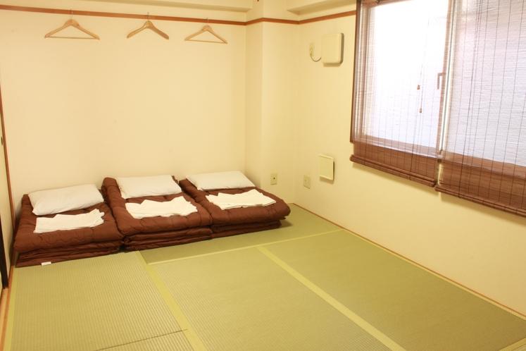 和室3名部屋