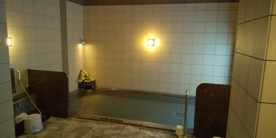 女性大浴場浴槽