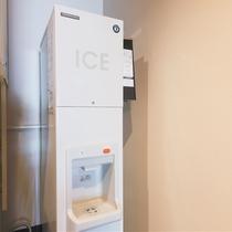 1F 製氷機