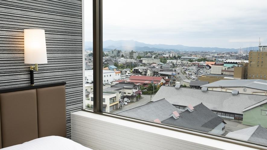 客室からの風景(高層階一部客室)