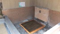 *川内岩風呂(外湯・大浴場)/男性ヒノキ風呂