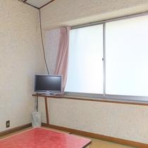 【和室4.5畳一例】シンプルな畳のお部屋です