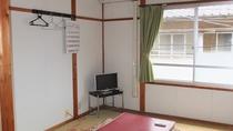 *【和室4.5畳一例】ひとり旅専用のお部屋です
