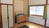 *【和室6畳一例】日当たりの良いお部屋です。
