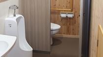*男性トイレ