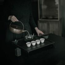 菓子屋「ここのつ」× 四季十楽 | 初夏の茶寮