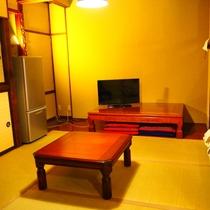 【和室22.5畳 2段ベッド×3台】寛ぎのスペース