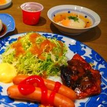 【ご朝食】食事なしでご予約のお客様は別途1,080円でご用意できます。(2)