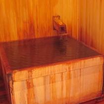 【貸切風呂】草津の湯を贅沢に貸切!予約制50分1,080円です。チェックイン以降で予約を承ります。