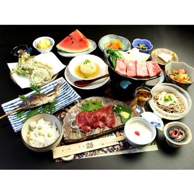 【九州在住者限定】長寿の秘訣!豪華な料理と温泉を堪能しよう☆