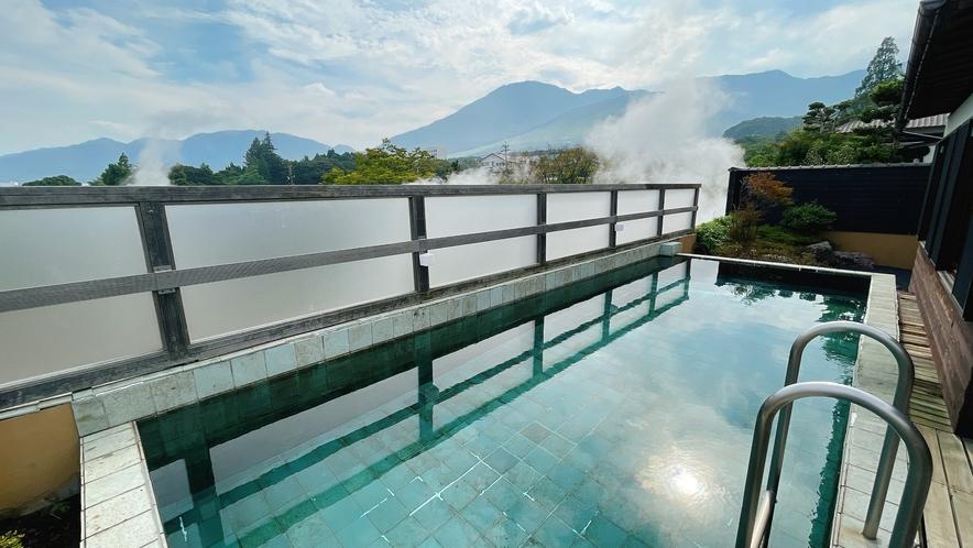 【特別室「竹」】・夏季限定プール付き(7月1日~9月30日)※客室によって設えが異なります。