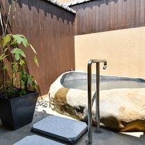 別館客室 露天風呂