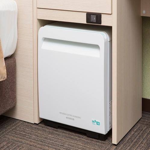 客室設備 空冷蔵庫