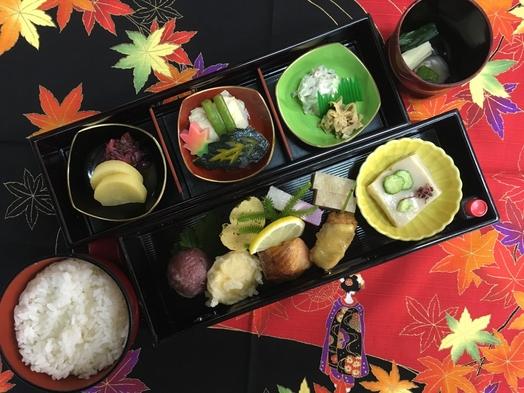【朝食付プラン・和食】季節ごとに彩るお庭を眺める寛ぎのとき ちょっと贅沢な朝食・2種類から選べます