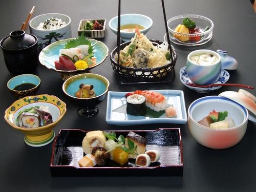 ゆったり【リラックスステイ】お部屋で1泊2食付・夕食は「ミニ会席」京町家で滞在を楽しむ密回避プラン♪