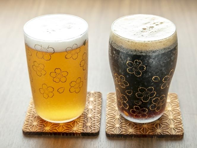 「京のSAKESORA」のお食事券付きプラン(クラフトビール)